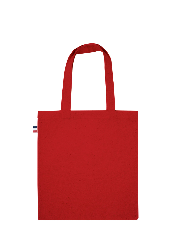 Tote bag rouge Florian 05