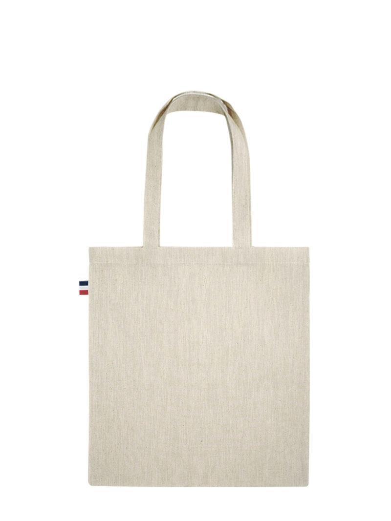 Tote bag Yoann en coton recyclé 01