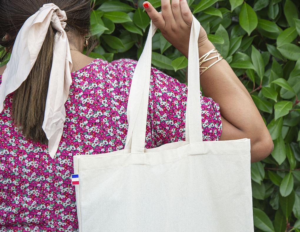 fabricant français sacs tissu